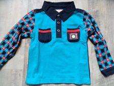 THE DUTCH DESIGN BAKERY schönes Shirt m. Kragen Gr. 86 NEUw. ST817