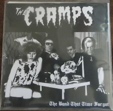 "The Cramps- Band Time Forgot Colored vinyl 7"" (Gun Club, Psychobilly, punk,KBD)"