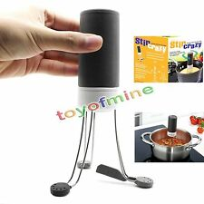 Home New Stir Crazy Triangle Quick Sauce Stirrer Electric Automatic Blender