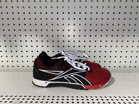 Reebok Crossfit Nano 3.0 Womens Athletic Cross Training Shoes Size 9 Red Black