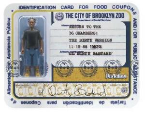 Super7 ODB ReAction Figure - Ol' Dirty Bastard Wu Tang Clan Hip Hop Collectible
