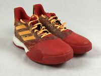 adidas T-Mac Millennium - Red/Yellow Basketball Shoes (Men's 13) - Used