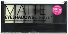 Technic Matte Smokey 6 Shade Eye shadow Palette - White, Silver, Greys to Black