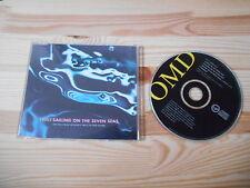 CD Pop OMD Orchestral Manoeuvres i/t Dark - Sailing O/T Seven (4 Song) VIRGIN