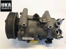 2012 Peugeot 207 Hdi 1560 1.6 Diesel Ac Klimaanlagen Kompressor Pumpe 9678656080
