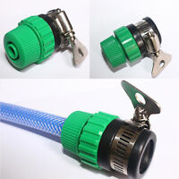 Universal Tap Garden Hose Pipe Connector Mixer Kitchen Car Watering Equipment FG