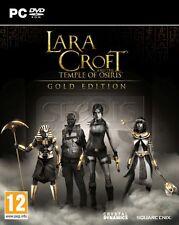 ELDORADODUJEU > LARA CROFT AND THE TEMPLE OF OSIRIS GOLD EDITION Pour PC VF NEUF