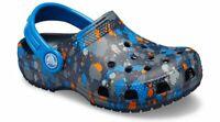 Crocs Kids' Classic Printed Clog
