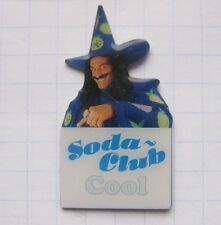 SODA CLUB / MINERALWASSER / ZAUBERER  ............ Getränke Pin (129f)