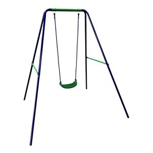 ALEKO Child Toddler Swing Sturdy Outdoor Swing Seat Playground Accessory