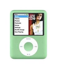 Apple iPod nano 3rd Generation Light Green 8 GB 8GB MP3 Player MB253LL/A Vr Good