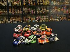 2019 NASCAR Authentics 1/87 Wave 2: Complete Set Of 12