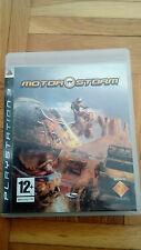 Juego PS3 Motor Storm