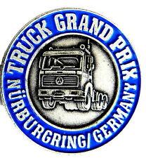 Auto pin/Pins-Mercedes Benz-Truck Grand Prix nurburgring/plata [1124]