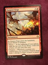 Outpost Siege  Fate Reforged  VO  -  MTG Magic (Mint/NM)