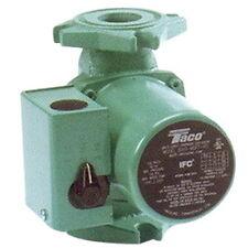 Taco 0015-MSF2-IFC Steel Cartridge Circulator With Integral Flow Check, 29 gpm