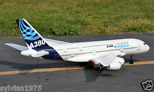 Airbus A380 4 x 50mm Edf Wingspan 1520mm Pnp Version Scale Rc Airline Airway Nib
