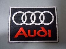 AUDI Iron-On Automotive Car Patch 3""