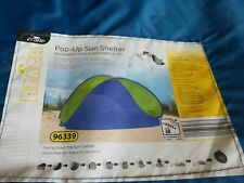 Pop Up Beach Tent Sun Shade Shelter Outdoor Camping Canopy Foldable Tent