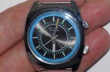 USSR Mechanical Wrist Watch Poljot 2612.1 Alarm