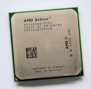 AMD Athlon X2 (AD5000ODJ22GI) Dual-Core 2.2GHz Socket AM2 AM2+ Processor CPU