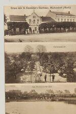 11247 AK Michendorf Mark Gaenickes Gasthaus Garten See