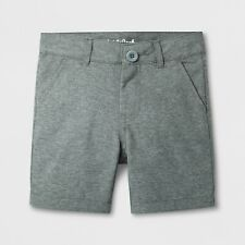 Cat & Jack Grey Infant Quick Dry Shorts Size 12M Nwt