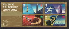 GB 2012 Commemorative Stamps~Welcome to London~ M/S~Unmounted Mint Set~UK
