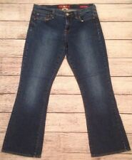 Lucky Brand Jeans Sofia Boot Women Size 8/29 Medium Wash Ankle 5 Pocket O1-41T