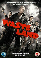 Wasteland 2013 (DVD 2014) USED