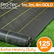 Tech-Garden 2 m x 5 m Weed Control Fabric Breathable Lightweight Garden Ground Soil Landscaping Material Gravel Decking Drive /& Pathways