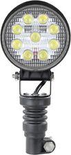 Guardian WL66 Flexible  Spigot Mount Pole Mount  SMD LED Work Lamp 12 & 24 volt