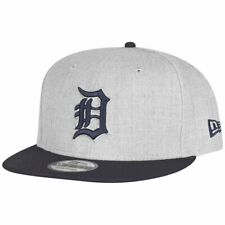 New Era 9Fifty Snapback Cap - HEATHER Detroit Tigers grau
