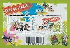 Feuillet F4341 Neufs ** Fête du timbre  Dessins animés des Looney Tunes