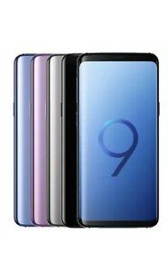 Samsung Galaxy S9 - 64GB -  Black (Unlocked)