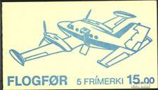 Danimarca-Isole Faroe MH3 (completa Edizione) nuovo linguellato 1985 Aircraft