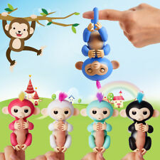 Fingerlings Monkey Fingerling Interactive Baby Toy Gift New Fingerling Toys