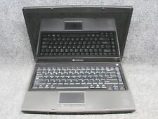 "Gateway W340UI 14.1"" Laptop w/ Intel Core 2 Duo T2050 1.60GHz 1GB RAM No HDD"