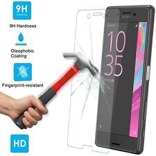 Real Extra Clear 9h Hard HD Tempered Glass Screen Protector for Sony Xperia XA