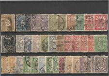 Nederlands-Indië selectie 1883-1912