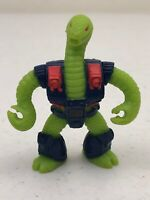 1986 Hasbro Battle Beasts Triple Threat Snake Series 1 #6 Figure Toy Water Rub