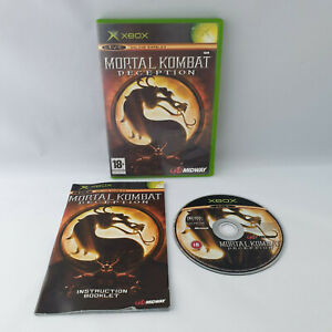 Xbox - Mortal Kombat Deception