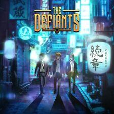 THE DEFIANTS - ZOKUSHO   CD NEW+