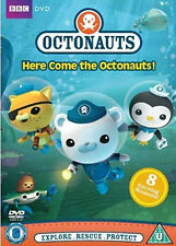 OCTONAUTS - HERE COME THE OCTONAUTS - DVD - REGION 2 UK