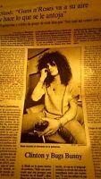Slash. Entrevista 1993!!!