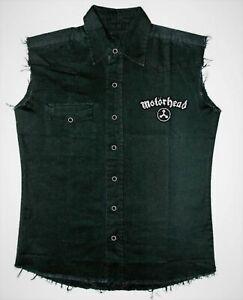 Motörhead Hammered Kutte Worker Shirt  NEU & OFFICIAL! Rock, Metal Shop