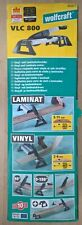 Wolfcraft Vinyl and Laminate Floor Cutter, VLC 800
