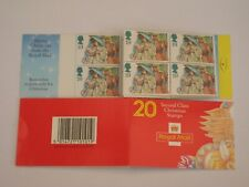 1994 GB Christmas Barcode Booklet LX7