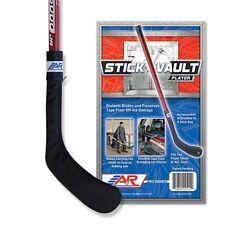 NEW A&R Hockey Stick Vault Bag Cover Preserves Tape & Blades Hold Up to 2 Sticks