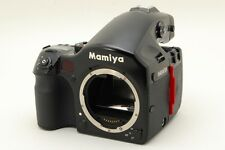 【AB Exc+】 Mamiya 645 AFD II Medium Format SLR Camera Body w/Magazine JAPAN #2892